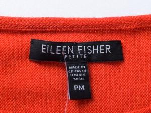 EILEEN FISHER 아일린 피셔 라운딩 메리노울 니트