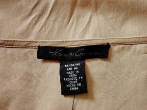 Kenneth Cole New York 케네스콜 뉴욕 컬러블럭 보트넥 원피스