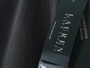 Lauren by Ralph Lauren 로렌 바이 랄프로렌, Lauren Ralph Lauren 그레이 울 팬츠