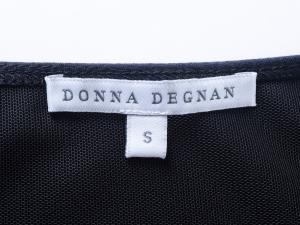 Donna Degnan  슬림라인 셔링 랩스타일 원피스